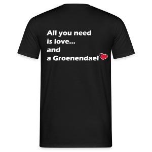 all U need Groenendael - T-shirt Homme