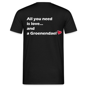all U need Groenendael - T-shirt Homme