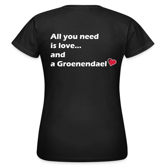 All U need is a Groenendael