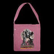 Taschen & Rucksäcke ~ Schultertasche aus Recycling-Material ~ Schultertasche aus Recycling-Material