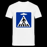 Tee shirts ~ Tee shirt Homme ~ Tee shirt UFO piéton