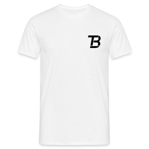 Brt T-shirt white - Men's T-Shirt