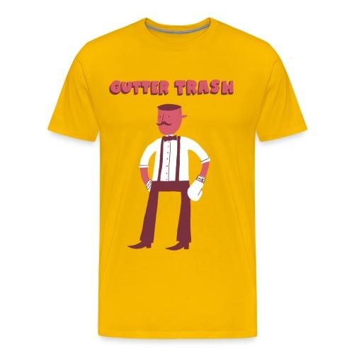 Dudley Yellow - Men's Premium T-Shirt