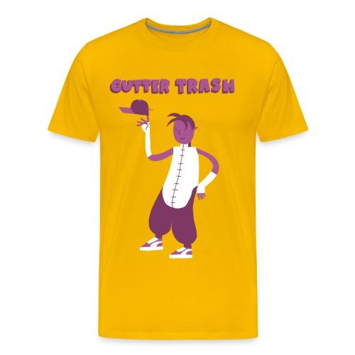 Yun Yellow - Men's Premium T-Shirt