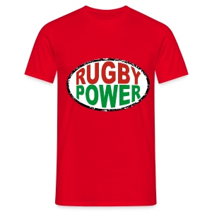 Basque rugby power - T-shirt Homme