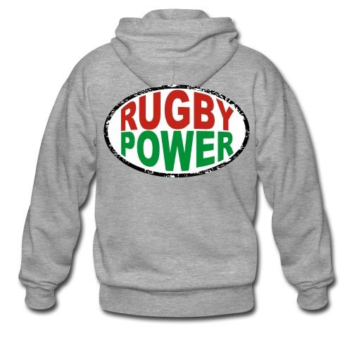 Basque rugby power - Veste à capuche Premium Homme