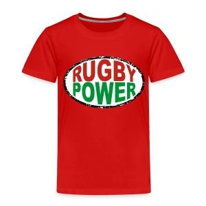 Basque rugby power - T-shirt Premium Enfant