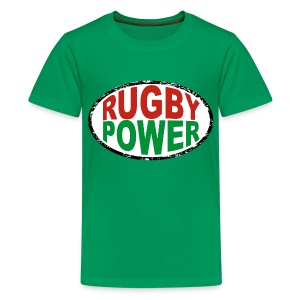 Basque rugby power - T-shirt Premium Ado