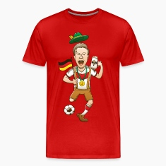 Germany is Four-time World Champion T-Shirts