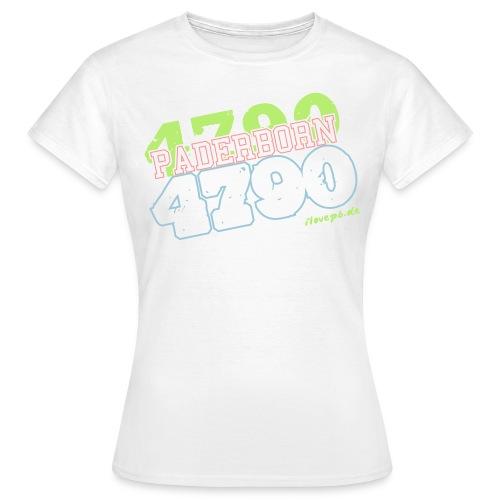 4790 Paderborn Herren - Frauen T-Shirt