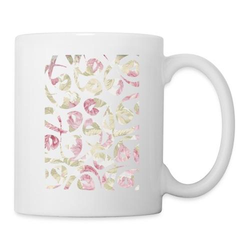 Floral Vav Tasse - Mug