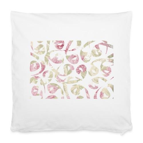 Floral Vav Kissen  - Pillowcase 40 x 40 cm