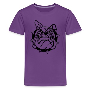 Bulldog aimable - T-shirt Premium Ado