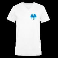 T-Shirts ~ Männer T-Shirt mit V-Ausschnitt ~ Artikelnummer 29727361