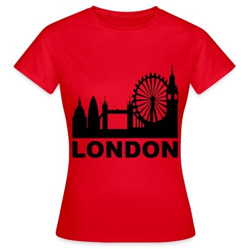 London - T-shirt Femme