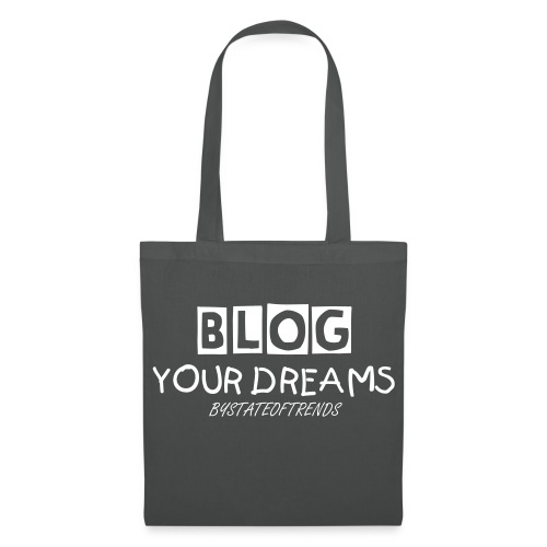 Tas - Blog your dreams - Tas van stof