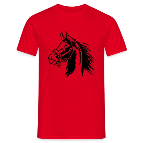 Cheval - T-shirt Homme