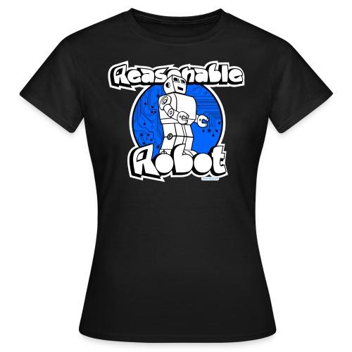Reasonable Robot - Women's T-Shirt