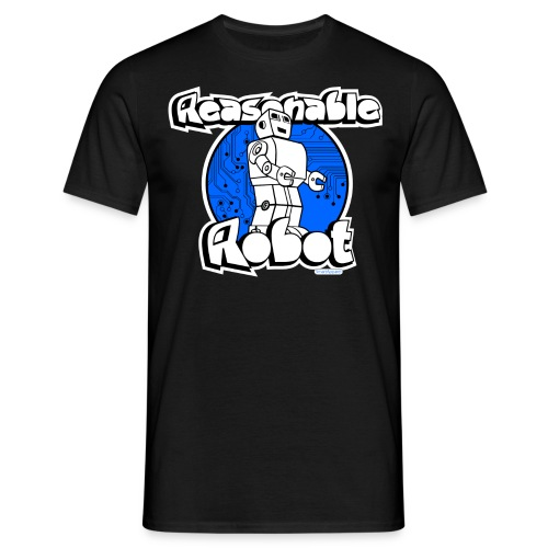Reasonable Robot - Men's T-Shirt
