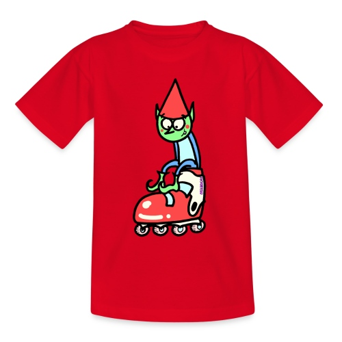 Camiseta niños Gnomo - Camiseta niño