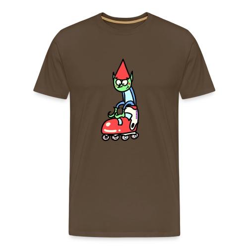 Camiseta hombre Gnomo - Camiseta premium hombre