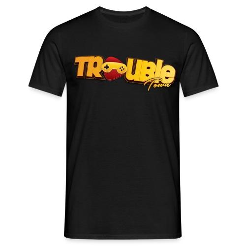 Trouble Town - Männer T-Shirt