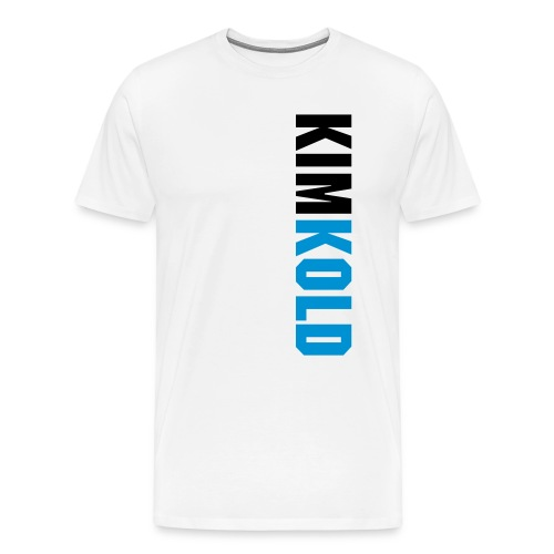 Kim Kold fan shirt - Men's Premium T-Shirt