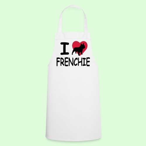 I love frenchie - Tablier de cuisine