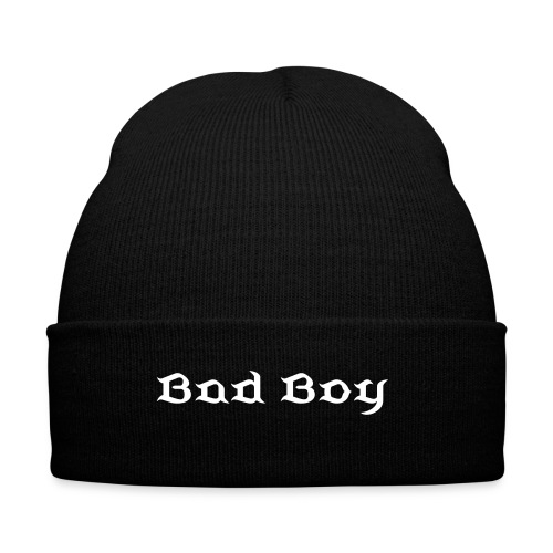 Bad boy - Bonnet d'hiver