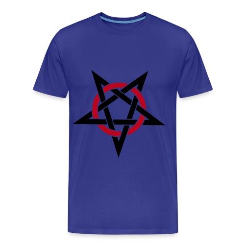 Pentagram - Men's Premium T-Shirt