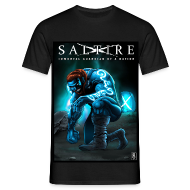 T-Shirts ~ Men's T-Shirt ~ Saltire Invasion Tshirt Men's