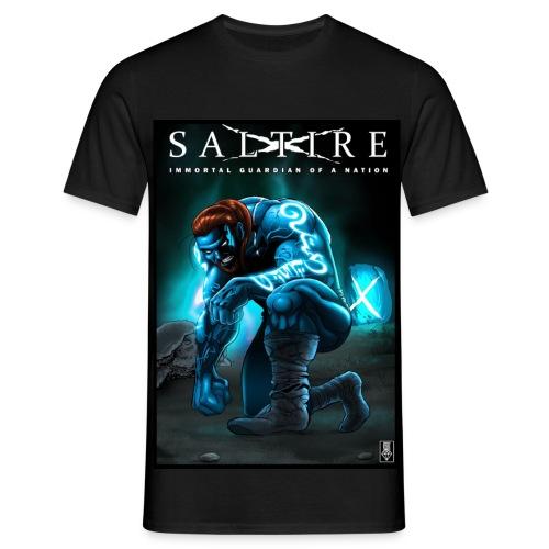 Saltire Invasion Tshirt Men's - Men's T-Shirt