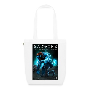 Saltire Invasion bag. - EarthPositive Tote Bag