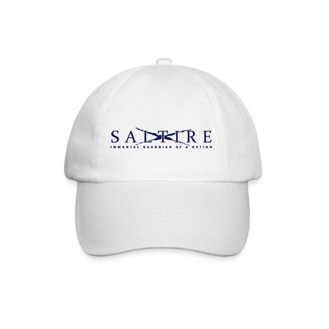 Saltire logo hat