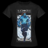 T-Shirts ~ Women's T-Shirt ~ Saltire Annihilation Tshirt Women
