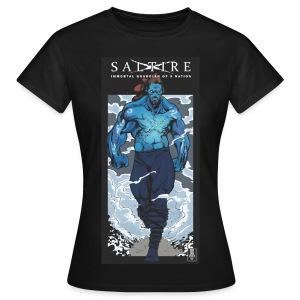 Saltire Annihilation Tshirt Women - Women's T-Shirt