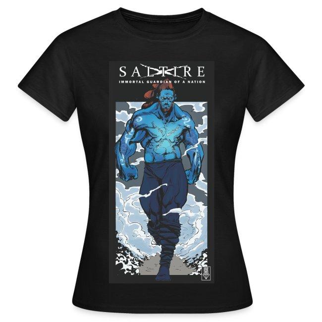 Saltire Annihilation Tshirt Women