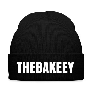 Winter Hat - Winter hat with TheBakeey printed