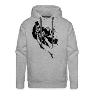 Hamlet - Sweat-shirt à capuche Premium pour hommes