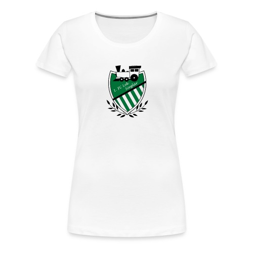 Girlie Shirt Lok - Frauen Premium T-Shirt