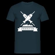 T-Shirts ~ Männer T-Shirt ~ Steckerlfisch - Buam