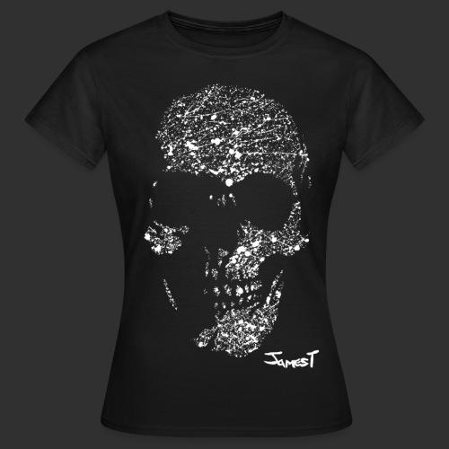 Women's Skull T-Shirt - Women's T-Shirt