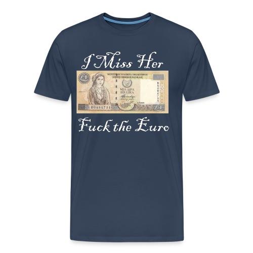 eURO T-Shirt - Men's Premium T-Shirt