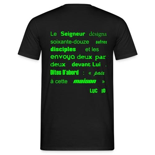 Envoie en mission - Homme - T-shirt Homme