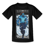 Shirts ~ Kids' T-Shirt ~ Saltire Annihilation Tshirt Kids
