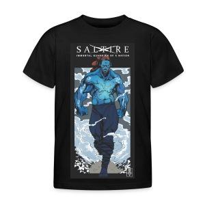 Saltire Annihilation Tshirt Kids - Kids' T-Shirt