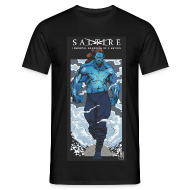 T-Shirts ~ Men's T-Shirt ~ Saltire Annihilation Tshirt Mens