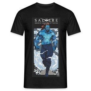 Saltire Annihilation Tshirt Mens - Men's T-Shirt