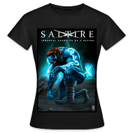 T-Shirts ~ Women's T-Shirt ~ Saltire Invasion TShirt Women's