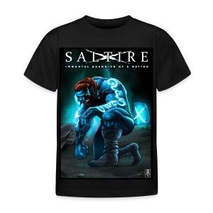Saltire Invasion Tshirt Kids - Kids' T-Shirt